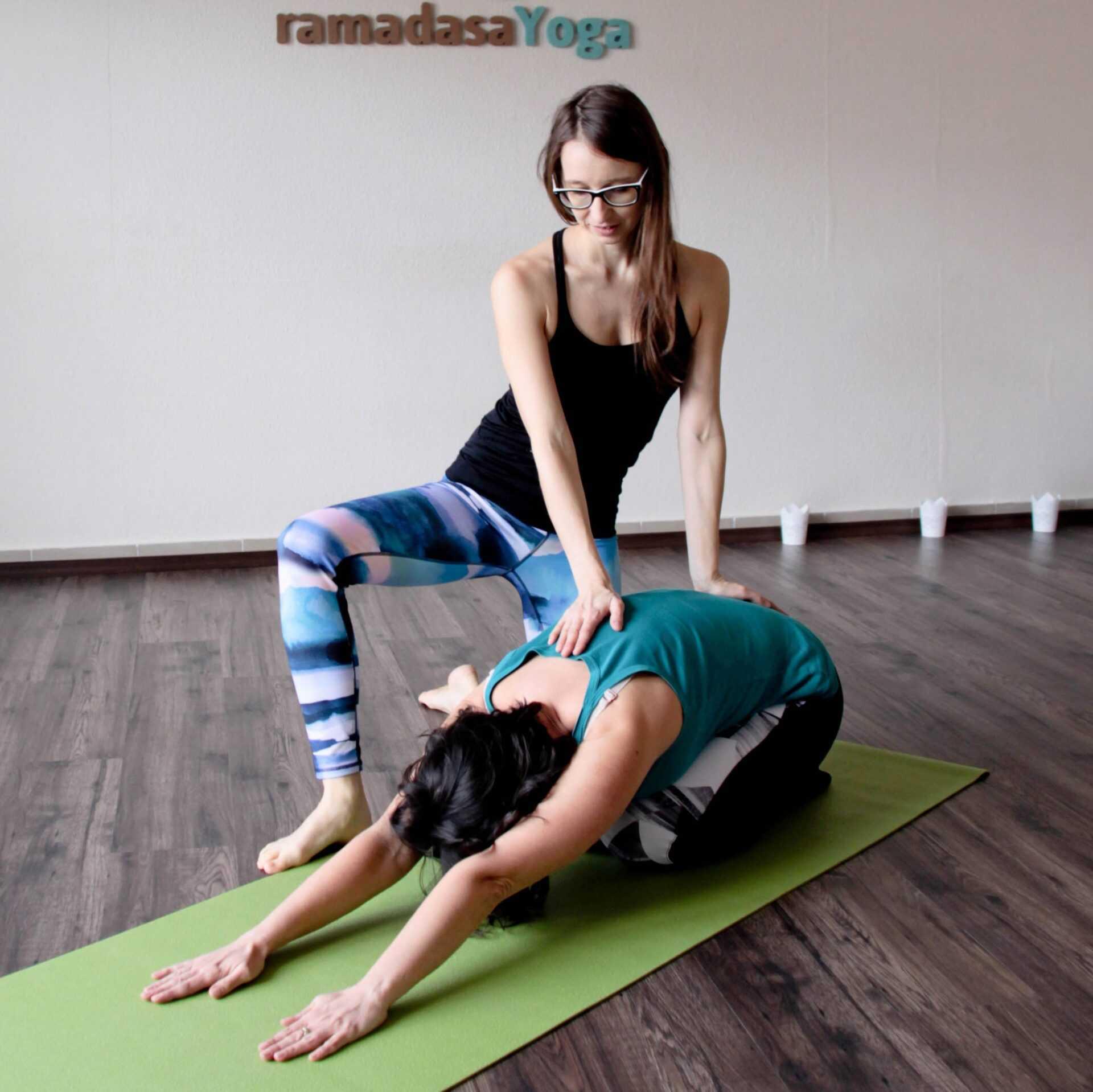 Egyéni jóga Ramadasa Yoga Kecskemét Magánóra