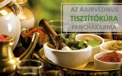 Tisztítókúra: Panchakarma kezelés