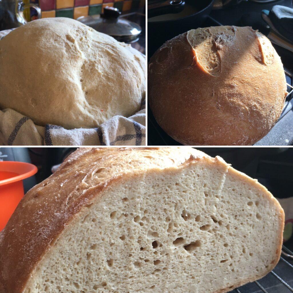 Kovászos kenyér gluténmentes