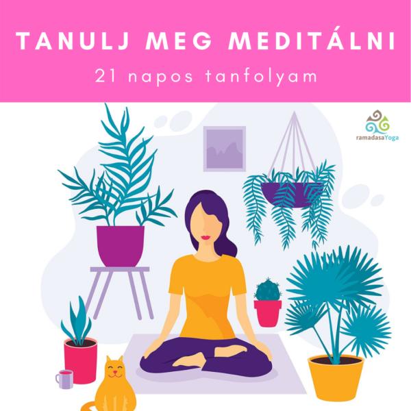 Tanulj meg meditálni